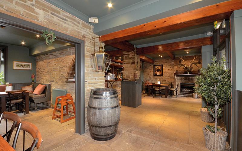 Alma Inn Dining Rooms Specials